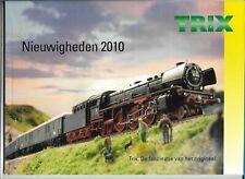 Trix Nieuwigheden 2010