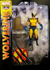 "MARVEL DIAMOND SELECT LEGENDS WOLVERINE 7"" ACTION FIGURE MIP X-MEN YELLOW"