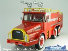 WILLEME W8 DAE 6X6 FIRE ENGINE MODEL TRUCK 1:43 SCALE IXO AEROPORT DE PARIS K8