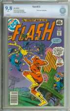 FLASH #272 CBCS 9.8 WHITE PAGES