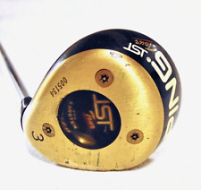 PING ISI TOUR KARSTEN 3 WOOD 11.3° JZ STEEL SHAFT ICONIC MAPLE FAIRWAY GOLF CLUB