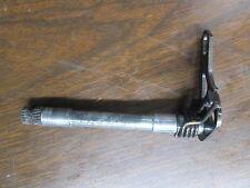1998 Honda Cr125 Shifter Shaft
