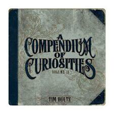 Tim Holtz A Compendium of Curiosities Volume 2 - Idea Book - TH93018