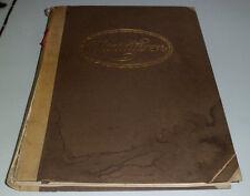 MINIATUREN Etienne Forneron 1910 Hardcover Erotic Art BOOK Miniatures Print Rare