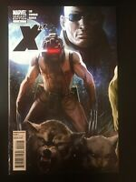 X-23 #4 2010 Retailer Incentive Variant Marvel Comic Book Wolverine X-Men