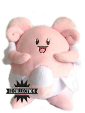 POKEMON BLISSEY PELUCHE 30 CM pupazzo Happiny Chansey Leuphorie Heiteira plush