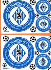 TSV 1860 München Fußball-Fan-Aufkleber