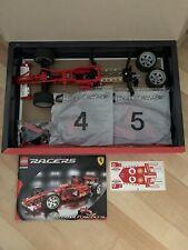 Lego Technic Technik Racer 8386 F1 Ferrari. Teilweise Neu