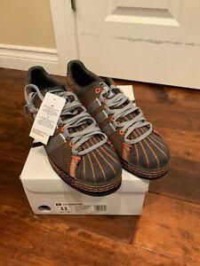 "Craig Green + Adidas ""Superstar"" Black Sneakers, Size 11.5, NIB! $300 Limited Ed"