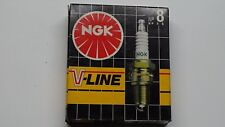 4 x NGK Zündkerzen V-Line 8 BP5E 2364 NEU