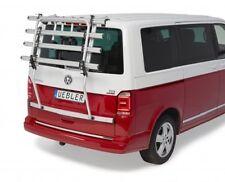 Uebler  Farrrad Heckträger Primavelo VW T6 für 4 Räder  Heckklappenträger