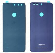 HUAWEI HONOR 8 REPLACEMENT BATTERY COVER GLASS PANEL GLOSSY BLUE FRD-AL10 D97