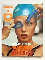 ANGELA LINDVALL / KATE MOSS UK ID I-D MAGAZINE AUGUST 2004 SUBVERSIVE ISSUE 246