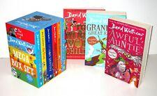 DAVID WALLIAMS x 9 Bulk Lot -Mega Box Set with 6 Books  & 3 Loose Books VG-EC