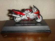 "Yamaha Yzf 1000R Thuderace~Model Bike Motorcycle~Red/Silver/Bla ck~ 2.75"" x 1.5"""