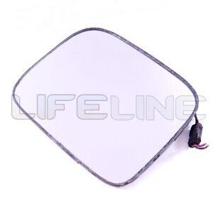 92-02 Isuzu Trooper Left Side Mirror Glass OEM Heated Driver 95 96 97 98 99 00