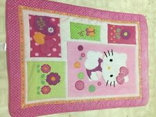 Hello Kitty Comforter Quilted Blanket