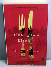 Georgia's Kitchen by Jenny Nelson (2010, Paperback)