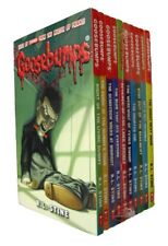 Classic Goosebumps 11 to 12 Series 2 R L Stine 10 Books Set Book Missing