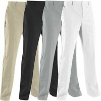 MIZUNO PERFORMANCE PLAIN PANT CLASSIC MENS FLAT FRONT GOLF TROUSERS