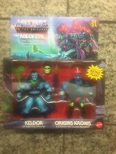 2021 Masters Of The Universe Rise Of Evil Keldor Origins Kronis He-Man Skeletor