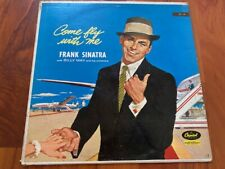Frank Sinatra – Come Fly With Me /  LP, 1958, Mono, Capitol W920