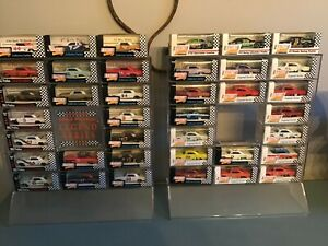 1991-92 ACTION / RCCA REVELL 1/64 SCALE 38 CAR LOT RALPH EARNHARDT MANY MORE
