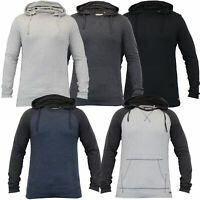 Mens Lightweight Hooded Top By Brave Soul