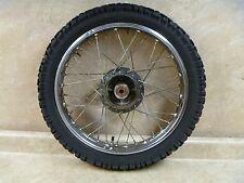 Honda 185 XL  XL185-S XL185S XL 185 S Rear Wheel Rim 1980 VTG HB111 HW183