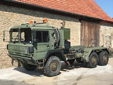 MAN KAT 6x6 Abrollkipper 15.232 FAEG (Hakenlift, luxemburg. ähnl. BW Bundeswehr)