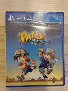 Pang Adventures (Sony PlayStation 4, 2017)