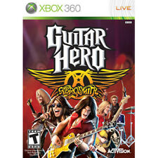 Guitar Hero: Aerosmith [T] XBOX360