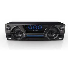 Panasonic SC-UA3E-K 300 Watt High Power Mini Hi-Fi System Bluetooth Speaker + CD
