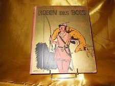 livre robin des bois delagrave année 1950