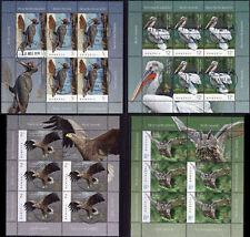 ROMANIA 2018 Birds, Vögel, Fauna, used, gestempelt