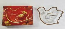 Mikasa Golden Peace Dove Sweet Dish Lolly Candy Boxed New Free Shipping