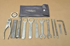 Vintage 1977-1982 Honda CB750 K CB750 F CB750 C Tool Kit w/ Bag A95