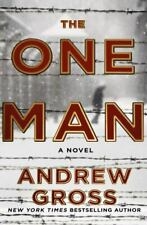 The One Man by Andrew Gross (2016, Hardcover)