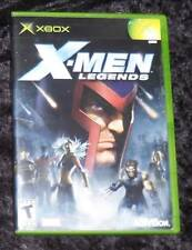 XBOX X-Men Legends (Xbox, 2004)
