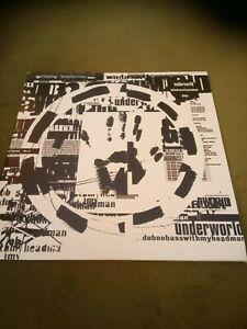 UNDERWORLD-DUBNOBASSWITHMYHEADMAN 2xLP(JBO)