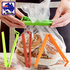 10pcs Food Sealing Clip Snacks Storage Bags Sealer Clamp Keep Fresh HDSEA11x10