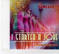 (FT415) The Somebodys, I Started A Joke - DJ CD