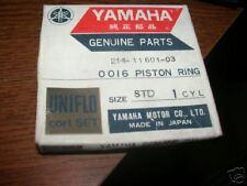NOS Yamaha DT-1 DT1 250 Standard STD Piston Rings 214-11601-03
