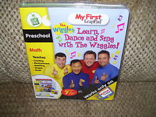 Leap Frog My First Leap Pad Learn Dance Sing with the Wiggles Good in Package