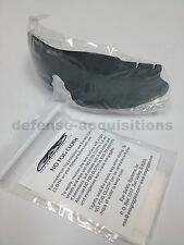 NEW ESS ICE Replacement Lens - Smoke Gray 740-011 *Comes With No Fog Cloth