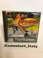 SCOOTER RACING (SONY PS1) NUOVO SIGILLATO NEW SEALED PAL