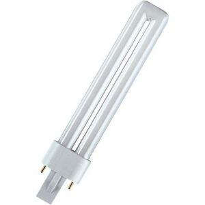 Sylvania 11W LYNX-S G23 Cap - 840 - Cool White Colour Compact Fluorescent Lamp