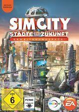 SimCity Städte der Zukunft Add-On Origin Download PC Key aus EU Spielbox*