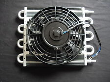 TRANSMISSION COOLERS WITH ELECTRIC FAN 10 X 15 INCHES APPROX
