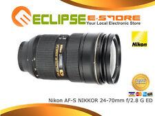 New Nikon AF-S NIKKOR 24-70mm f/2.8 G ED F2.8 1Yr AuWty